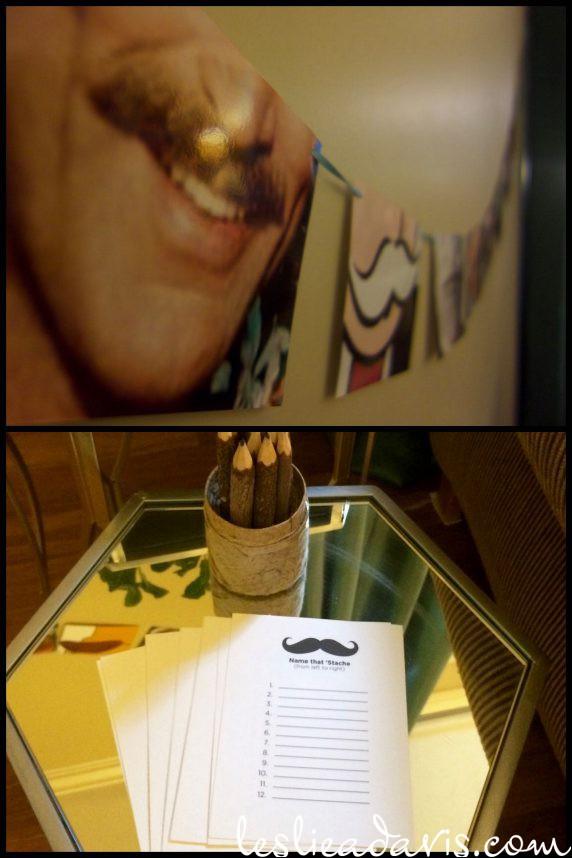 Mustache Game